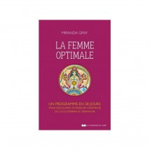"French book :  ""La femme optimale"" Miranda Gray"